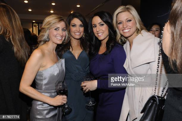 Kimberly Guilfoyle Andrea Tantaros and Ainsley Earhardt attend SONY Opening at WILLOUGHBY'S with NIGEL BARKER'S 'BEAUTY EQUATION' at Willouhby's on...