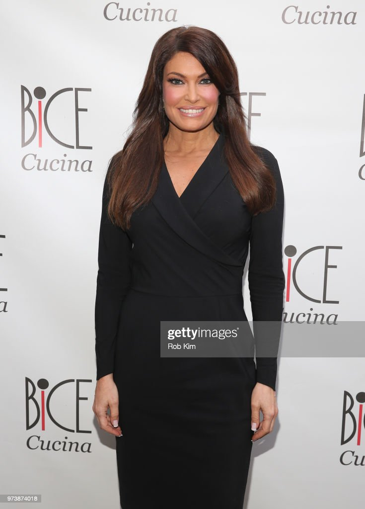 Kimberly Guilfoyle attends Bice Cucina Restaurant Opening on June 13, 2018 in New York City.