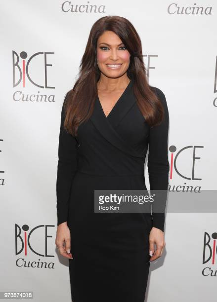 Kimberly Guilfoyle attends Bice Cucina Restaurant Opening on June 13 2018 in New York City