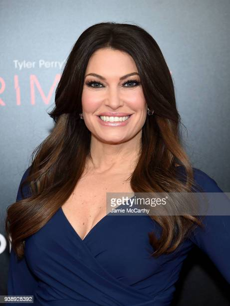 Kimberly Guilfoyle attends the Acrimony New York Premiere on March 27 2018 in New York City