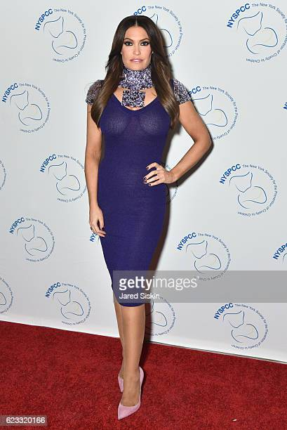 Kimberly Guilfoyle attends The New York Society for the Prevention of Cruelty to Children Food Wine Gala on November 14 2016 in New York City