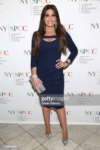 Kimberly Guilfoyle attends The NYSPCC's Seventh Annual Food Wine Gala at The Metropolitan Club on November 20 2019 in New York City