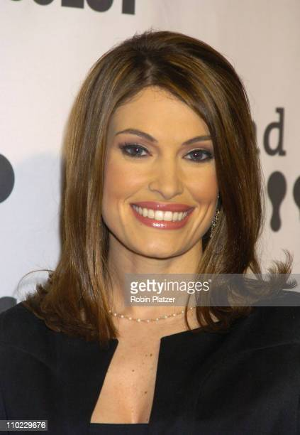 Kimberly Guilfoyle Newsom during 16th Annual GLAAD Media Awards at Marriott Marquis Hotel in New York City New York United States