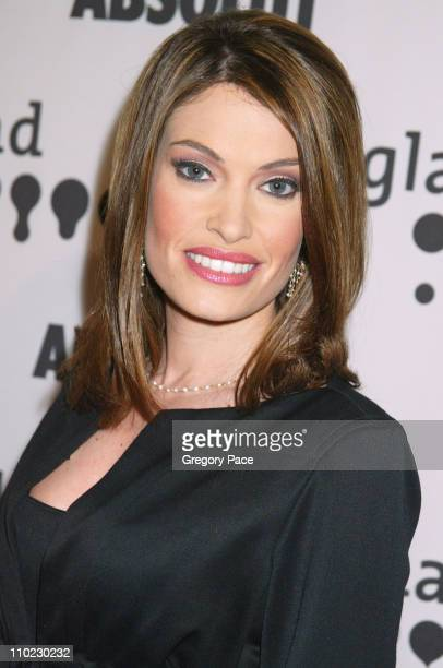 Kimberly Guilfoyle Newsom during 16th Annual GLAAD Media Awards Arrivals at Marriott Marquis in New York City New York United States