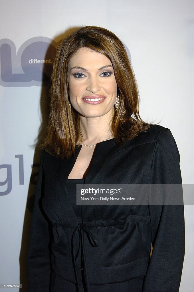 Kimberly Guilfoyle Newsom Is At The New York Marriott Marquis Hotel