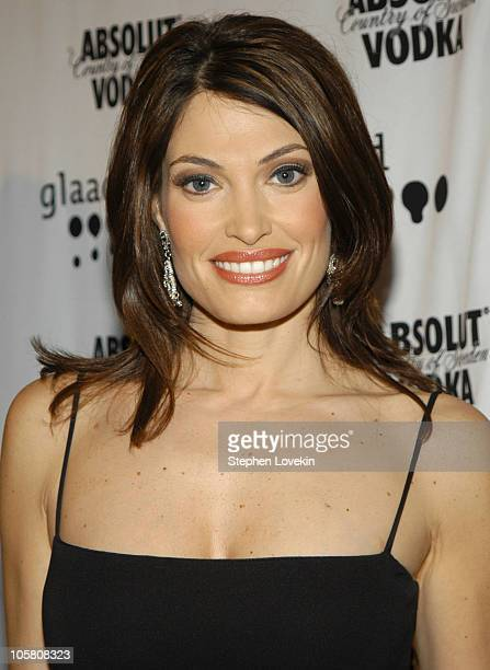 Kimberly Guilfoyle Newsome during The 15th Annual GLAAD Media Awards at The Marriott Marquis in New York City New York United States