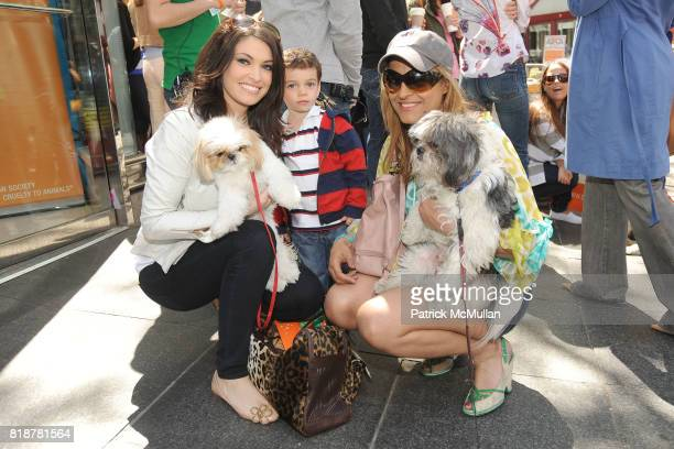 Kimberly Guilfoyle Ronan Villency Anisha Lakhani and Harold Moscowitz attend DYLAN'S CANDY BAR hosts Sweet Adoptions for The ASPCA at Dylan's Candy...