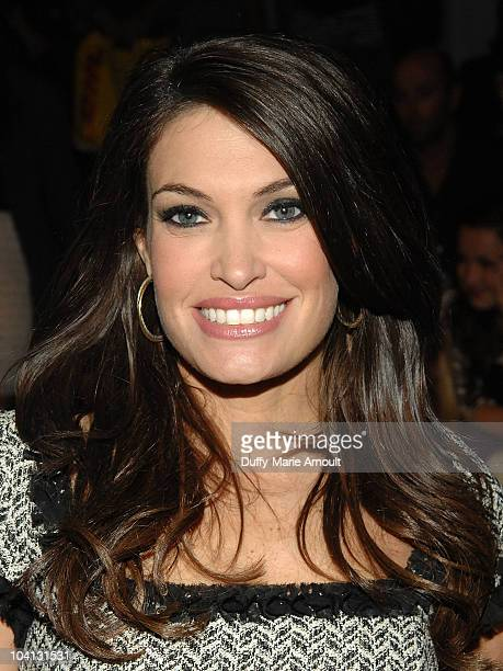 Kimberly Guilfoyle Villency attends the Milly by Michelle Smith Spring 2011 fashion show during Mercedes-Benz Fashion Week at The Stage at Lincoln...