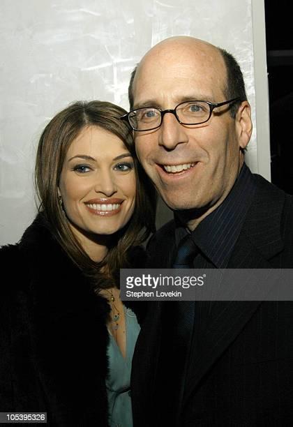 Kimberly GuilfoyleNewsome and Chairman and CEO of Showtime Matt Blank
