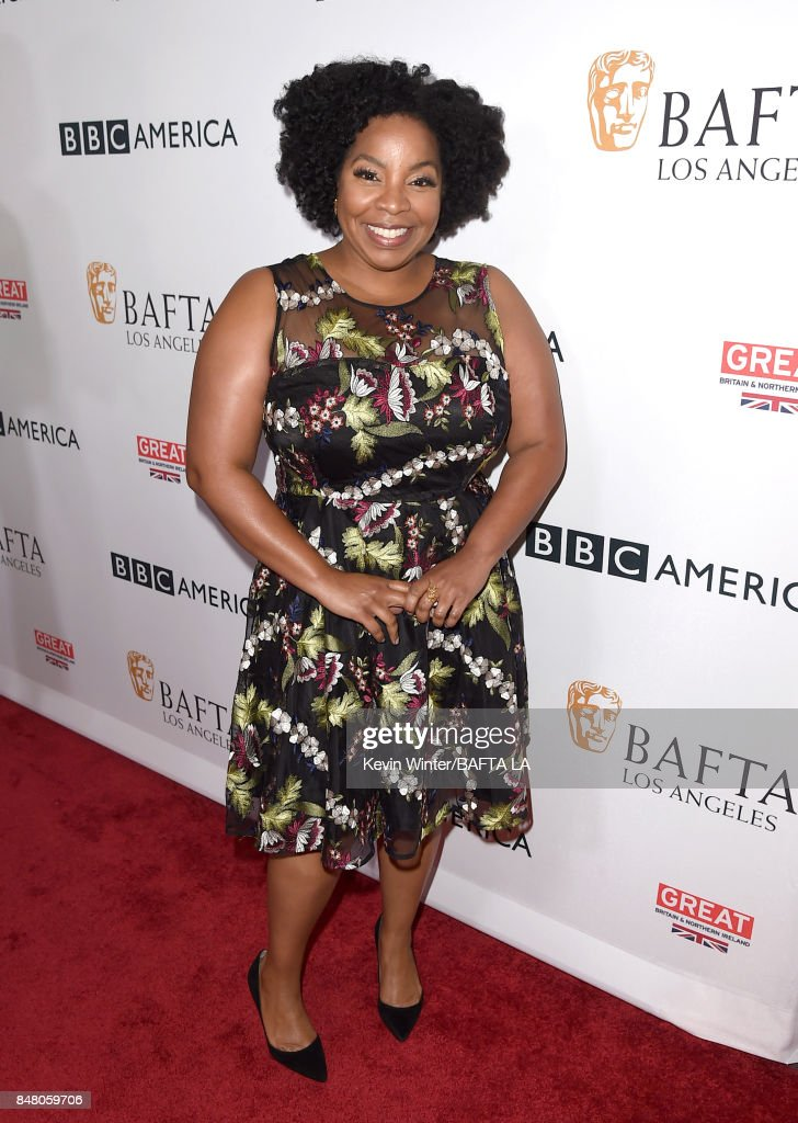 Kimberly Hebert Gregory attends the BBC America BAFTA Los Angeles TV Tea Party 2017 at The Beverly Hilton Hotel on September 16, 2017 in Beverly Hills, California.