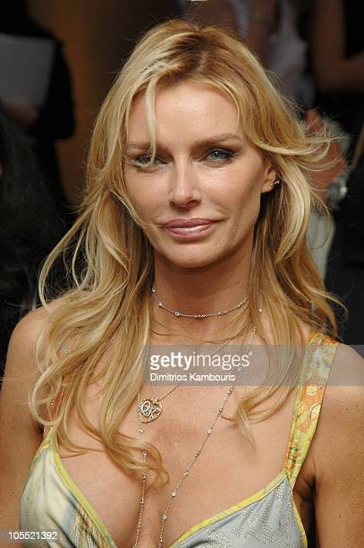 Kimberly Hefner during Usher's New Look Foundation Fundraiser at Capitale in New York City New York United States