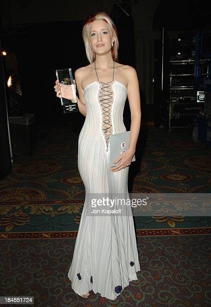 Kimberly Kane Award Winner during 2006 AVN Awards Arrivals and Backstage at The Venetian Hotel in Las Vegas Nevada United States