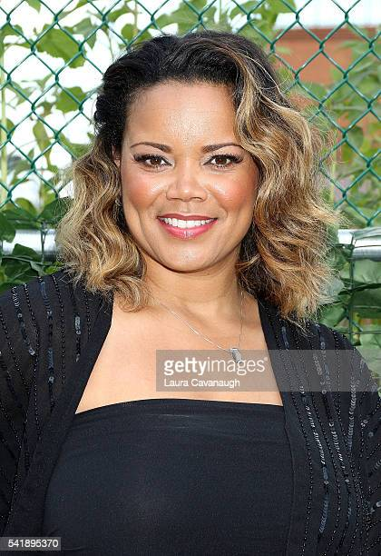 Kimberly Locke attends 6th Annual Broadway Sings For Pride Concert at JCC Manhattan on June 20 2016 in New York City