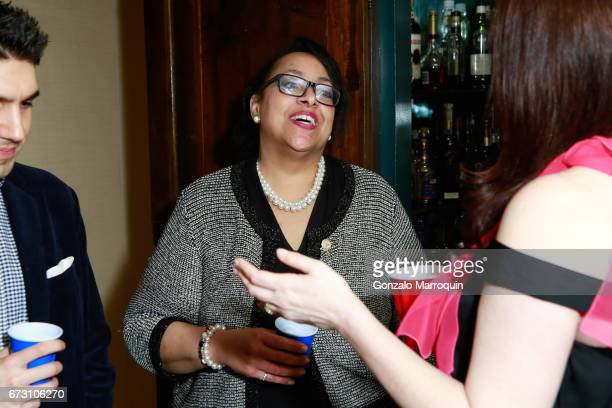Kimberly Morella and Dee Dee Sorvino during the Paul Dee Dee Sorvino celebrate their new book Pinot Pasta Parties at 200 East 57th Street on April 25...