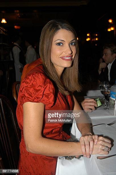 Kimberly Newsom attends A Private Screening of FOX 2000 PICTURES New Release In Her Shoes at La Goulue on October 2 2005 in New York City
