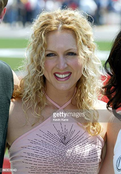 Kimberly Roads Schlapman of the country group Little Big Town