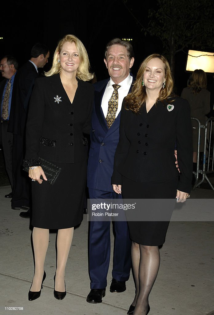 Kimberly Rockefeller, Patty Hearst and husband Bernard Shaw