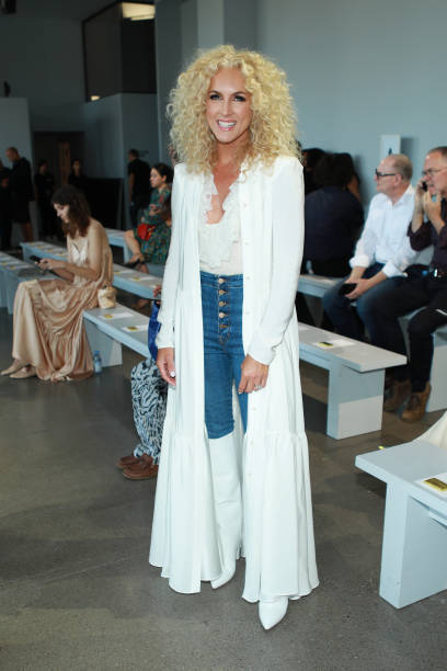 NY: Ryan Roche - Front Row - September 2019 - New York Fashion Week: The Shows