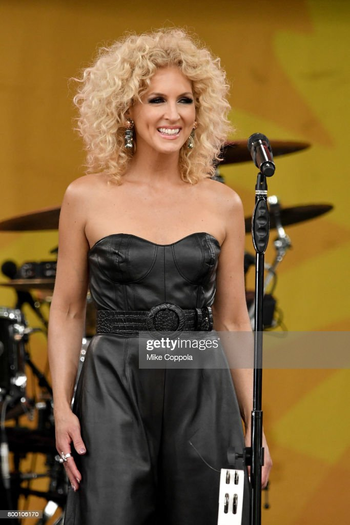 """Little Big Town Performs On ABC's """"Good Morning America"""""""