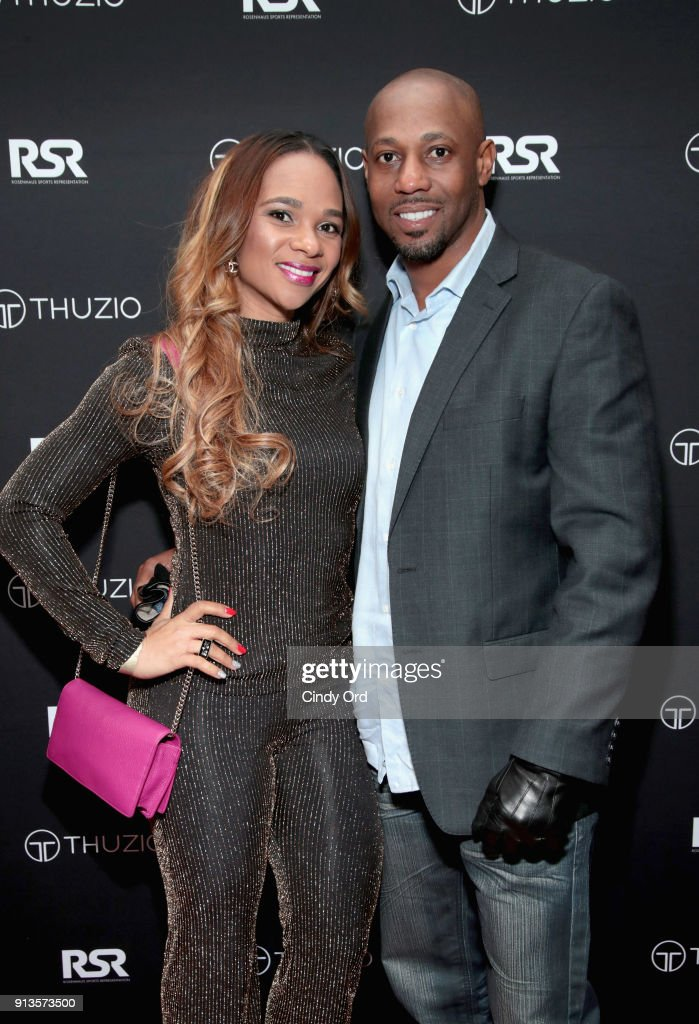 Thuzio & Rosenhaus Party During Super Bowl Weekend, Hosted By Tiki Barber And Drew Rosenhaus