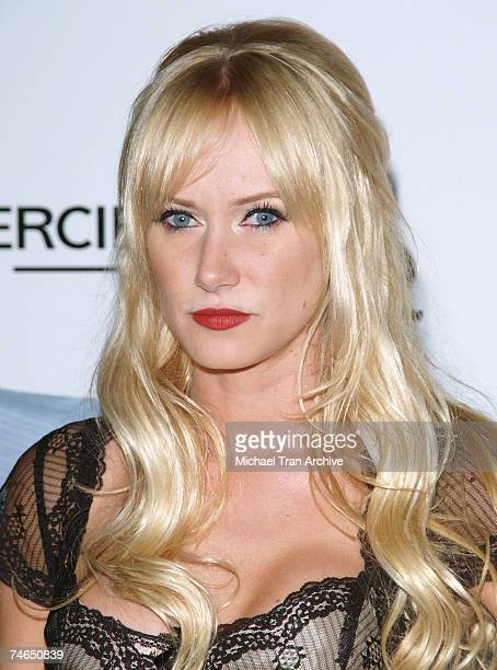 Kimberly Stewart at the Baume Mercier Preview 2006 Fall Collection Party Hosted by Molly Sims October 26 2006 at Area Nightclub in West Hollywood...
