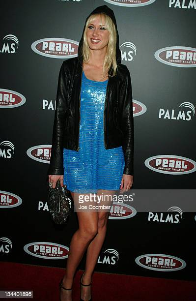 Kimberly Stewart during The Grand Opening of the Pearl Concert Theater at Palms in Las Vegas at Palms in Las Vegas Nevada United States