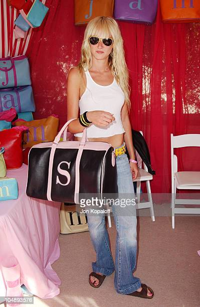 Kimberly Stewart during The Silver Spoon Beauty Buffet Sponsored By Allure at Private Residence in Hollywood California United States