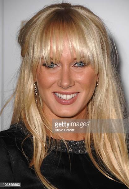 Kimberly Stewart during Us Weekly Presents Us' Hot Hollywood 2007 Arrivals at Sugar in Hollywood California United States