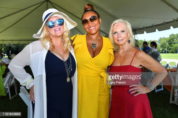 Kimberly Warfield Susan Smallwood producer of Grandiosity Events CigarsGuitars Charity PoloJazz charity event Powered by Logical Technology and...