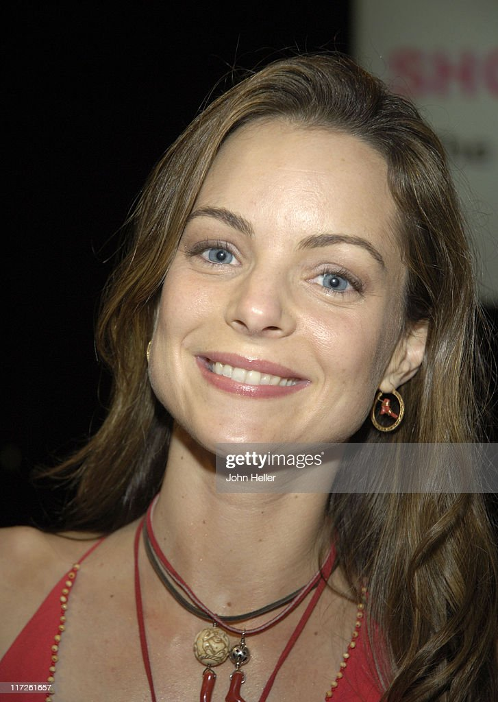 Kimberly Williams during Ryan Seacrest and Tisha Campbell-Martin to Receive Divine Design Man and Woman of Style Awards at Barker Hanger, Santa Monica Air Center in Santa Monica, California, United States.