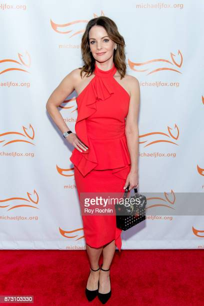 Kimberly WilliamsPaisley attends the 2017 a funny thing happened on the way to cure Parkinson's benefitting The Michael J Fox Foundation at the...
