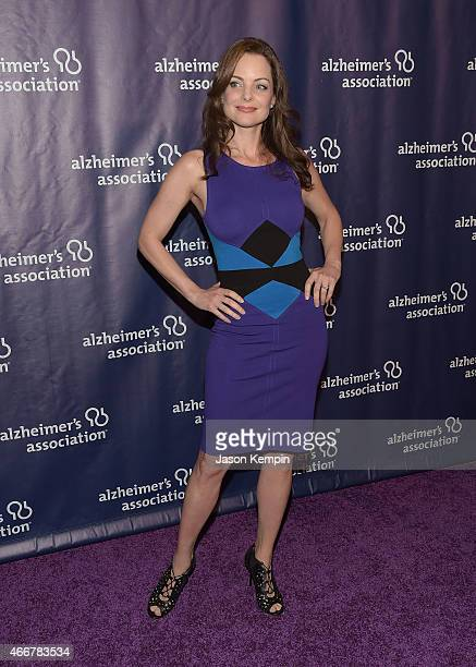Kimberly WilliamsPaisley attends the 23rd Annual A Night At Sardi's To Benefit The Alzheimer's Association at The Beverly Hilton Hotel on March 18...