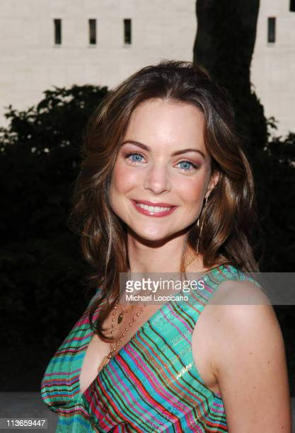 Kimberly WilliamsPaisley during 2005/2006 ABC UpFront Arrivals at Lincoln Center in New York City New York United States