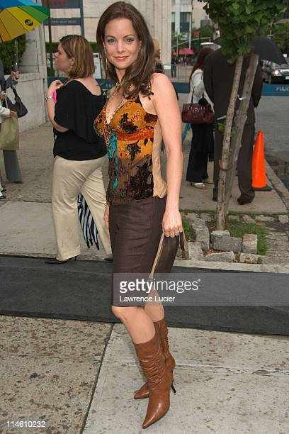 Kimberly WilliamsPaisley during ABC Upfront 2006/2007 Arrivals at Lincoln Center in New York City New York United States