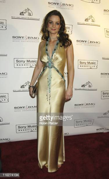 Kimberly WilliamsPaisley during The 39th Annual CMA Awards SONY BMG After Party Arrivals at Gotham Hall in New York City New York United States