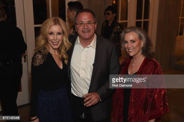 Kimberly Woolen ACM/CEO Pete Fisher and Susan Galeas attends ACM Lifting Lives featuring Little Big Town hosted and underwritten by Johnathon Arndt...