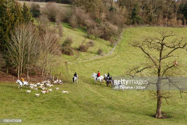 kimblewick hunt, oxfordshire - jim donahue stock pictures, royalty-free photos & images