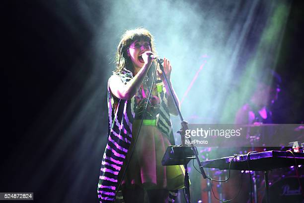 Kimbra perform live at We The Fest 2015 that held in Jakarta August 9 2015 Kimbra is a New Zealand recording artist based in Los Angeles Kimbra's...