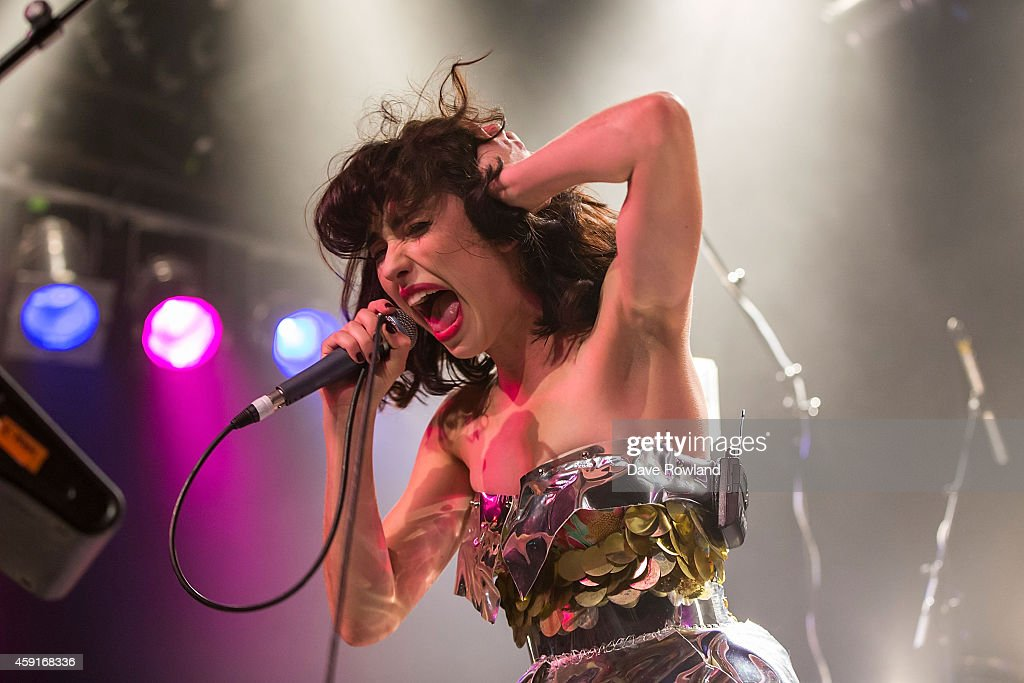 Kimbra Performs Live In Auckland