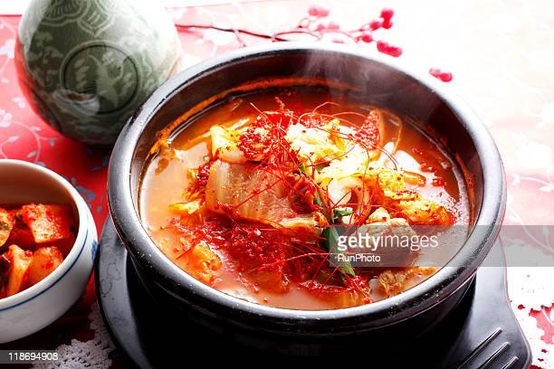 kimchi  jjigae,kimchi pot,korea food