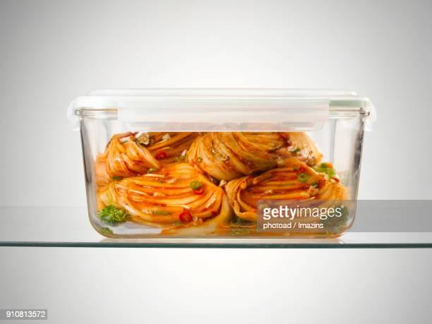 Kimchi, Korean food, Studio shot
