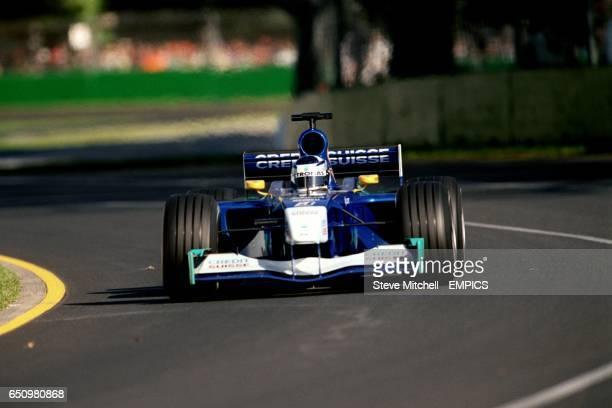 Kimi Raikkonen during Qualifying for the Australian Grand Prix