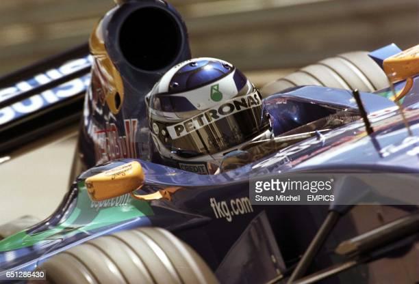 Kimi Raikkonen during Qualifying