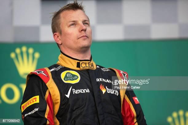 Kimi Raikkonen, Grand Prix of Australia, Albert Park, Melbourne Grand Prix Circuit, 17 March 2013. Kimi Raikkonen's final win in Formula One driving...