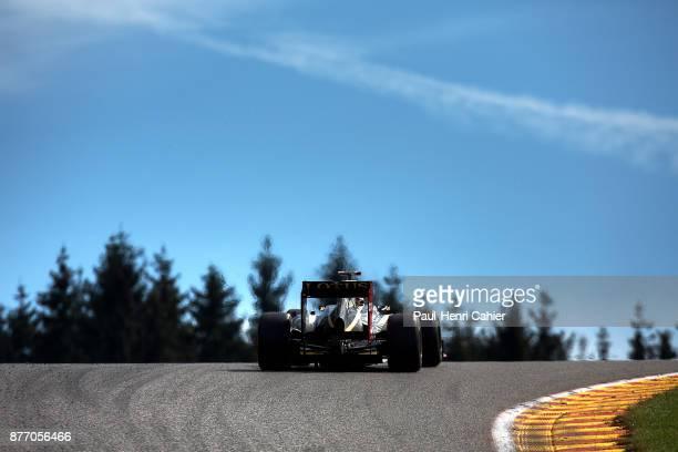 Kimi Raikkonen, Lotus-Renault E20, Grand Prix of Belgium, Circuit de Spa-Francorchamps, 02 September 2012.