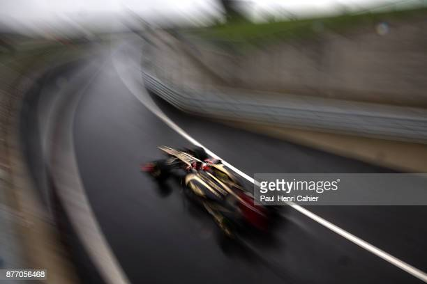 Kimi Raikkonen, Lotus-Renault E20, Grand Prix of Great Britain, Silverstone Circuit, 08 July 2012.