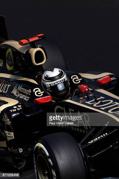 Kimi Raikkonen, Lotus-Renault E20, Grand Prix of Italy, Autodromo Nazionale Monza, 09 September 2012.