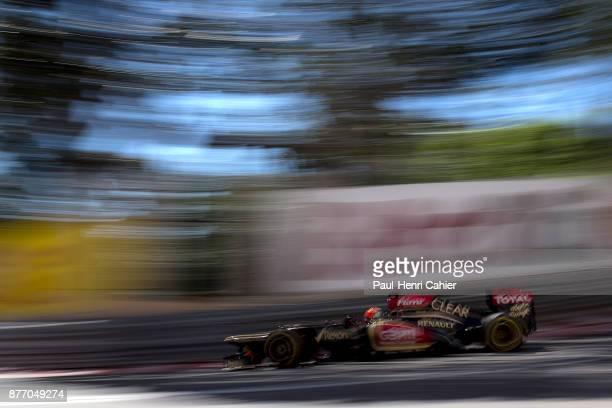 Kimi Raikkonen, Lotus-Renault E21, Grand Prix of Monaco, Circuit de Monaco, 26 May 2013.