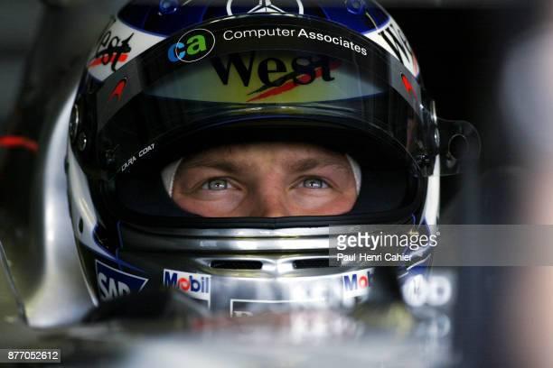 Kimi Raikkonen, McLaren-Mercedes MP4-17, Grand Prix of Japan, Suzuka Circuit, 13 October 2002.