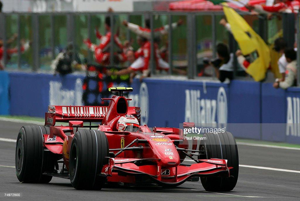 French F1 Grand Prix : News Photo